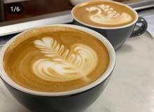 باريستا محترف يبحث عن وضيفه   قهواه مختصه  وبعض المشروبت البارد ه