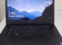 لاب توب Dell نظيفcore i7 .... رام  8GB ...  ون تير ... كرت شاشة 4G استعمال بسيط