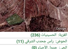 ارض للبيع بسعر مغري جدا 0772005299