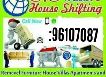 house shifting and all kind of transport available. professional carpenter