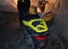 دراجه للبيع ماتور وكاله 150cc تحتاج الدراجه دعسة بنزين وبطاريه