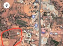 مقسم اراضي للبيع في الزراعي القرضه بعد الشيل الزراعي