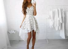 فستان سهر قصير للاجار