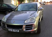 Porsche Cayenne car for sale 2008 in Mubarak Al-Kabeer city