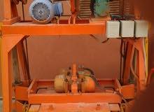 مصنع بوبشي للبيع مكون 3 ماكينات  كل ماكينة بها فورية (قالب)  10...15...20