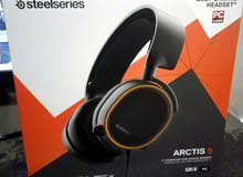 SteelSeries Arctis 5 (2019 Edition) Wired RGB Gaming Headset Sealed