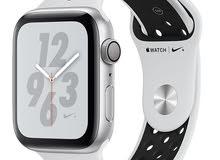 Apple Watch Series 4 - 44MM Silver Nike Sport (GPS + CEL)