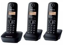 عدة تلفون لاسلكي 3 هاند
