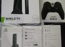 اجهزة شيلد تي في nvidia shield tv 2019 + shield tv pro 2019