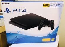 بليستيشن PS4 ضمان سنة سعر خاااااص