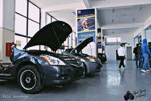 تدريب على تصليح سيارات الهايبرد والكهربائية