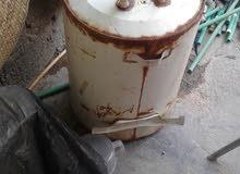 تانكي ماء بليت ثقيل وكيزر شغال مستعمل