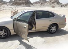 Beige Lexus GS 1999 for sale