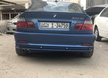 Used condition BMW 318 2003 with  km mileage