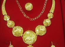بيع وتفصيل الذهب والفضة مطلية بالذهب