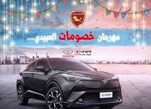 Black Toyota C-HR 2018 for sale