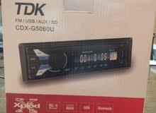 السماعه البيونير+جهاز كاستTDK