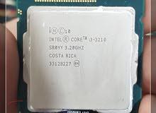 معالج core i33210 للبيع استعمال جديد