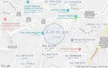 ارض تجاري للبيع او استثمار  عليها موافقه مول من امانه عمان