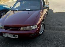 Maroon Kia Sephia 1996 for sale