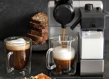مكينة قهوة  nespresso lattissima touch الاتوماتيكية