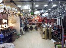 محل للبيع بسوق الرئيسي ضاحية الأمير حسن بخلو