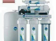 اقتني فلتر مياه امريكي 7 مراحل بالاقساط بدون دفعه اولى