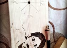رسم حرق على الخشب الصور الشخصيه