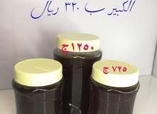 للبيع عسل الطلح البلدي الأصلي