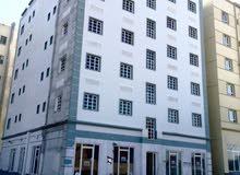 للايجار ثلاث محلات في موقع ممتاز بالموالح الجنوبية عند شركة الكهرباء خلف فندق افق