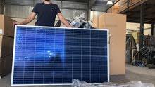 شاشات طاقة الشمسية