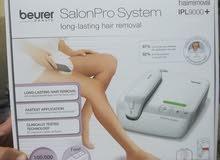 جهاز إزالة الشعر ماركة beurer