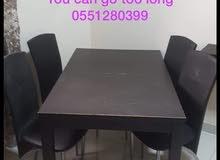 طاولة سفرة من ايكيا