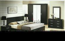 غرفة نوم جديدة للبيع بتكلفة منخفضة bedroom set for sale braand new