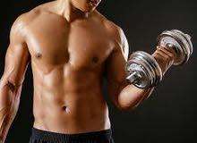 مدرب لياقة بدنية وتخسيس وزن... العين