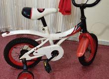 دراجة اطفال مستعمل للبيع