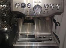 ماكينة بريفيل قهوه