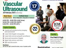 Paid Live Online Course on Vascular Ultrasound