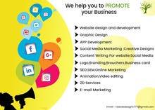 Website Design & Development Graphic Design Social Media Creative