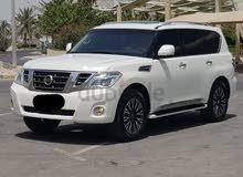 Nissan Patrol 2012 Full option