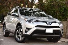 تويوتا راف فور هايبرد 2016 Toyota RAV4 Hybrid XLE