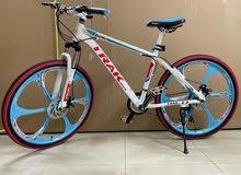 دراجات جبلية ماركة TRAK مقاس 26 و24