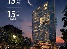 فرصتك للأستثمار فى العاصمة الإدارية بخصم حتى 50% في رمضان