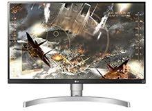 LG 27 inch 4k UHD LED