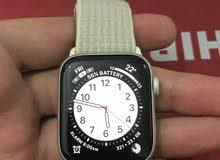 ساعة أبل apple watch series 4 44mm nike+