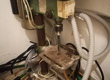 يوجد معدات مستعمله . معدات لحام . اسطوانات لحام اوكسجين ودريل مستعمله وبحاله ممتازه