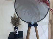 ديكور من معرض افكاري لعرض الملابس او الديكور لغرفه المعيشه
