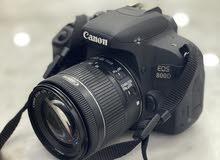 كاميرا كانون eos 800D