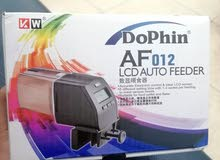 Fish Auto feeder for sale branded