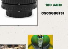 shoot macro lens